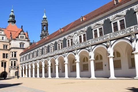 Mit Stadtrundfahrt Dresden mit Fahrrad die Altstadt entdecken